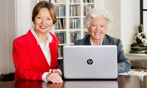PC Seniorenschulung Krefeld Gabi Wiese