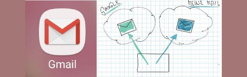 GMail als Mail-App – Grundlagen kurz erklärt
