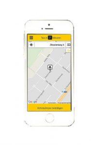 Taxi App Berlin: Taxi.eu