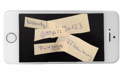 Passwort (Teil 2):  die passende Passwort-Strategie
