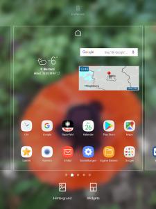 Android Hintergrundbild ändern