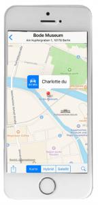 WhatsApp Standort Empfangen iPhone 2