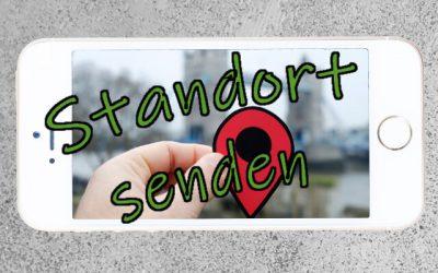 WhatsApp: Standort Senden (Teil 1): Standort verschicken