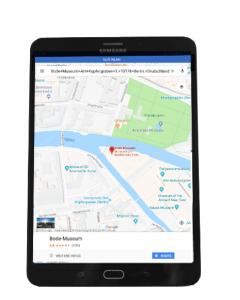 WahtsApp Standort Empfangen android 1
