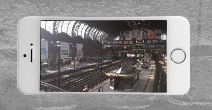 Bahn Online-Ticket – Anleitung zum Papierlosen Reisen