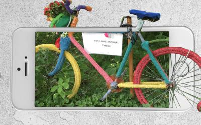 Fahrrad-Navigation mit dem Smartphone