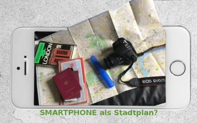 Handy-Navigation (Teil 1): Nie wieder orientierungslos!
