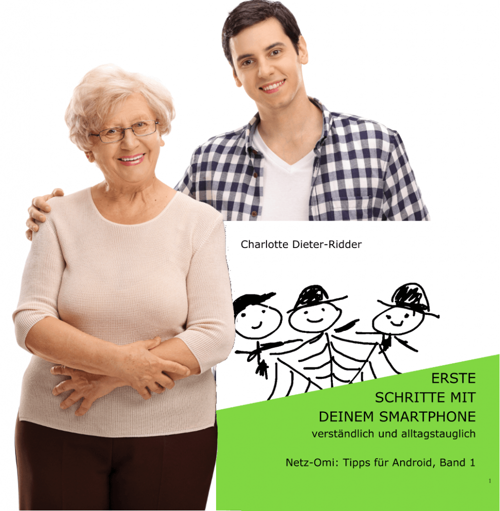 die erfolgreiche Smartphone anleitung für Senioren