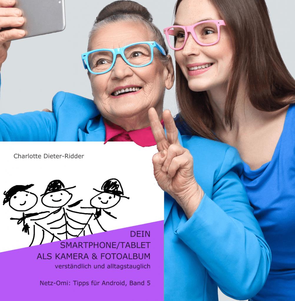 Smartphone Fotos für Senioren