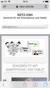 Screenshot ohne Rahmen