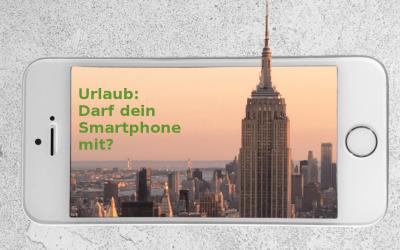 Smartphone im Ausland