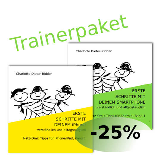 Trainerpaket Bundle Sonderpreis