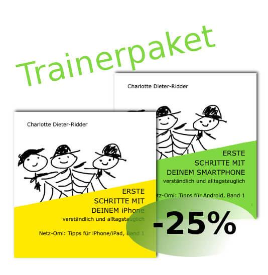 Sonderpreis: Trainerpakete für Android und iOS als Bundle