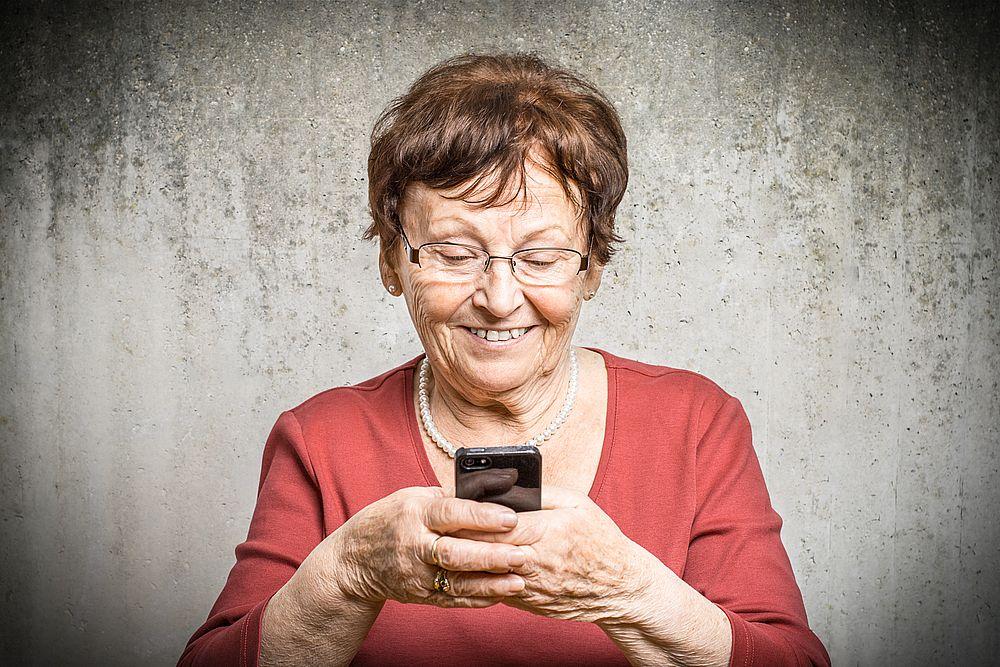 Smartphone Anleitung für Senioren