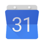 Kalender-App: Google, icon