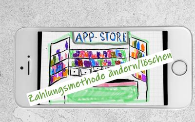 iPhone/iPad: Zahlungsmethode löschen/ändern