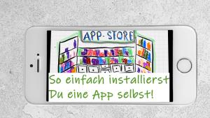 Installation einer App