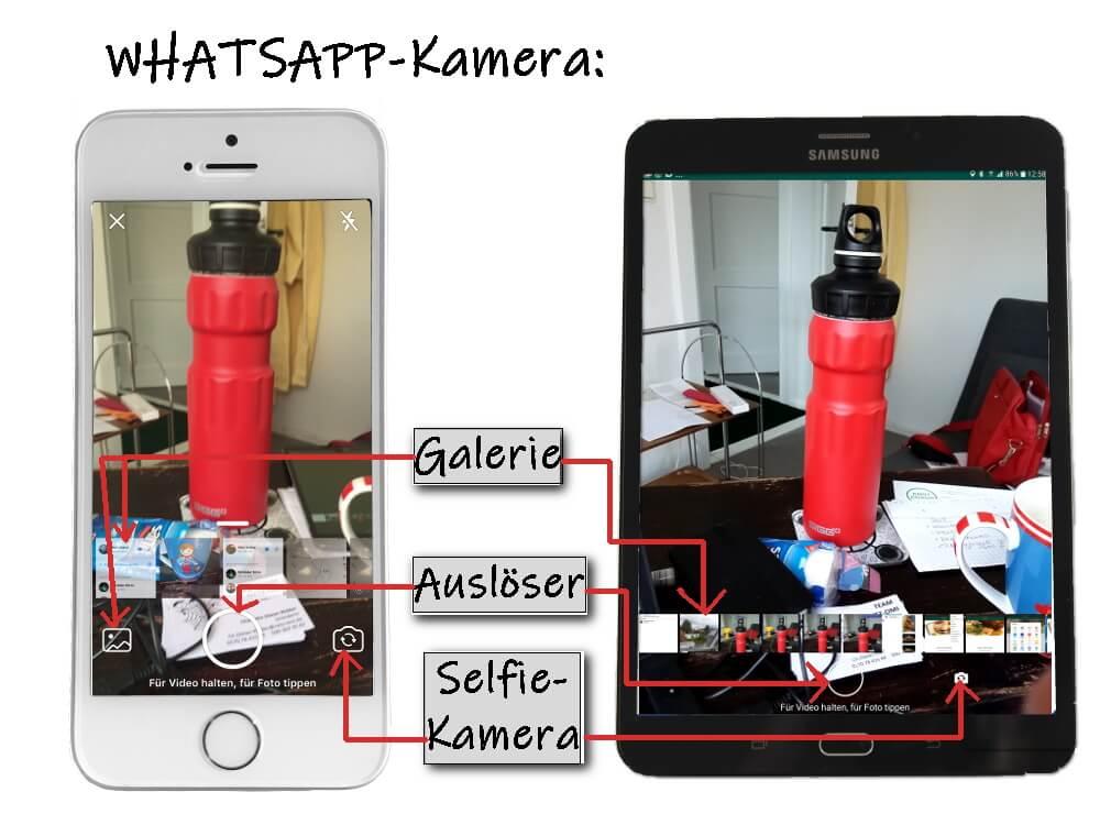 WhatsApp Kamera