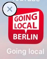 iPhone App Löschen 3